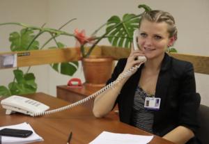 звонок клиента